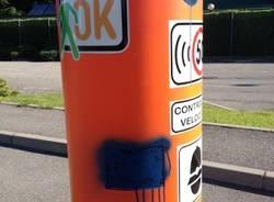 autovelox gallarate vandalismo (per gallerie fotografiche)