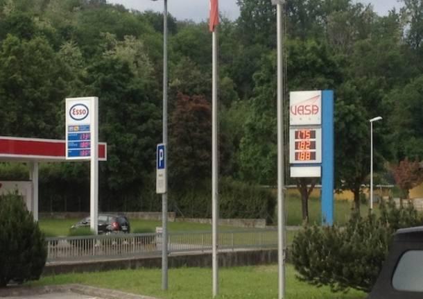 Benzinai in svizzera: i prezzi di domenica 13 maggio (inserita in galleria)