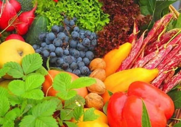 frutta verdura alimentazione naturale
