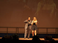 I comici di Caffè Teatro al PalaYamamay (inserita in galleria)