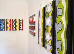 """I """"quadri componibili"""" di Maria Zemp  (inserita in galleria)"""