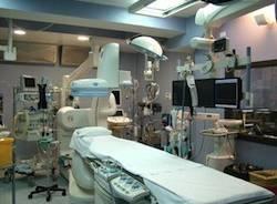 sala ibrida ospedale chirurgia