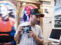 Babaman fa impazzire i fan alla Casa del Disco (inserita in galleria)