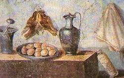 banchetto romano