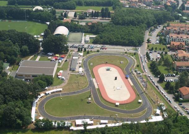 campionati regionali pattinaggio 2012 cardano al campo pattinodromo