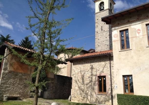 Chiesa Santa Maria Brunello (inserita in galleria)