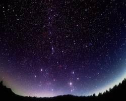 cielo stellato apertura