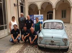 Fiat 600 600 miglia percorso