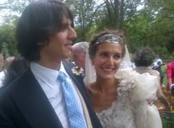 Il matrimonio di Margherita Missoni (inserita in galleria)