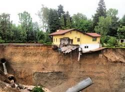 La casa di Somma Lombardo sta crollando (inserita in galleria)