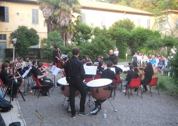 musica villa inzoli