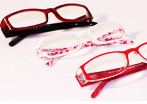 occhiali polinelli