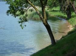 Relax in spiaggia in riva al lago (inserita in galleria)