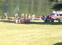 Annegato nel lago di Ghirla (inserita in galleria)