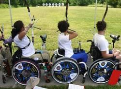 Arcieri Paralimpici verso Londra (inserita in galleria)