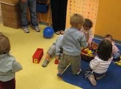 bambini asilo nido apertura