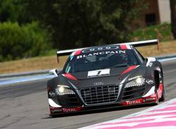 Blancpain Series, Amos in testa alla classifica (inserita in galleria)
