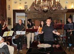 Concerto anni '20 in villa Liberty (inserita in galleria)