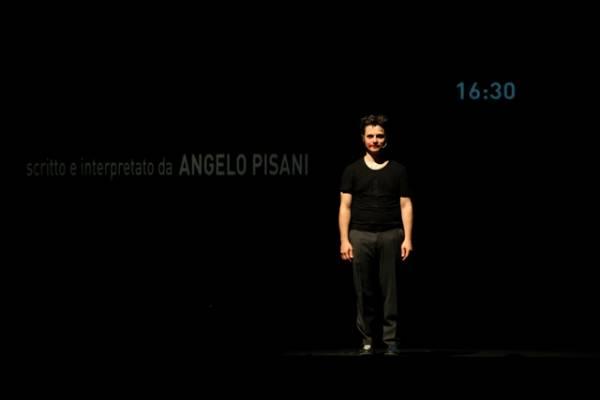 Dal duo 201CPali e dispari201D: Angelo Pisani a Saronno (inserita in galleria)