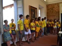 Fagnano ringrazia i volontari di Legambiente (inserita in galleria)