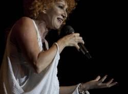 Fiorella Mannoia in concerto a Milano (inserita in galleria)