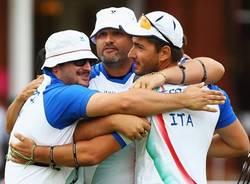 galiazzo frangilli nespoli tiro con l'arco olimpiadi londra 2012