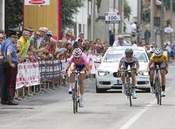 Giro Donne, nel Varesotto l'ottava tappa (inserita in galleria)