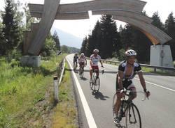 I ciclisti europei alle porte di Vienna (inserita in galleria)
