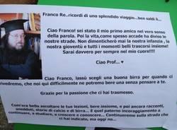 Il funerale di Franco Re (inserita in galleria)