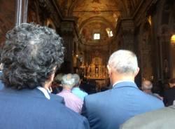"""In moto da tutta Italia per l'ultimo saluto a """"Ronni"""" Bonada (inserita in galleria)"""