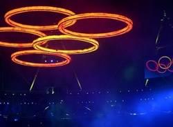 La cerimonia di apertura Olimpiadi (inserita in galleria)