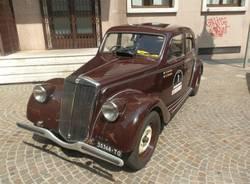 Le auto d'epoca della Varese-Campo dei fiori (inserita in galleria)