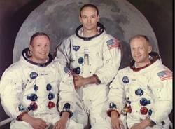 Lo sbarco sulla luna dell'Apollo 11 (inserita in galleria)