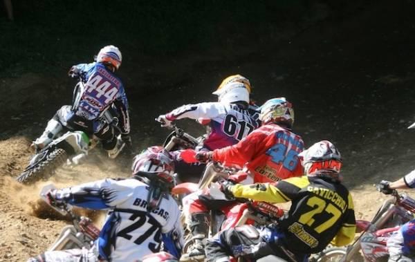 Motocross a Schianno (inserita in galleria)