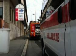 palazzo inail corso sempione gallarate ambulanza (per gallerie fotografiche)