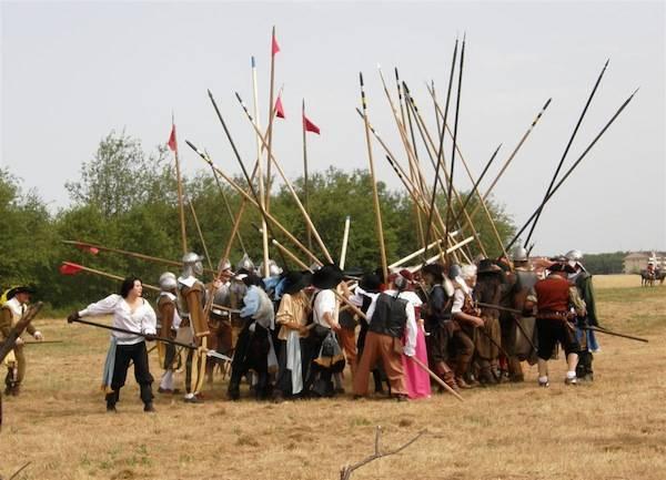 tornavento battaglia di rievocazione 2012