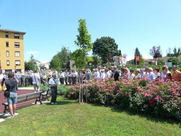 Un parco per ricordare la tragedia di Linate (inserita in galleria)