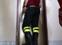 vigili del fuoco ascensore  (per gallerie fotografiche)