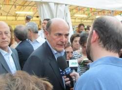 Bersani alla Festa democratica di Varese (inserita in galleria)