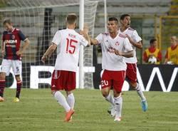 Bologna-Varese 2-1 (inserita in galleria)
