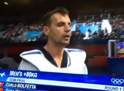 carlo molfetta taekwondo olimpiadi