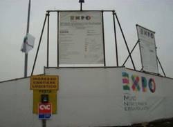 Expo 2015, il cantiere (inserita in galleria)
