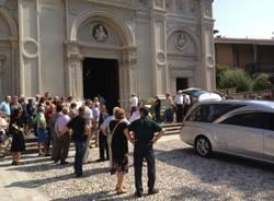 Funerale Luciano Dalla Bona (inserita in galleria)