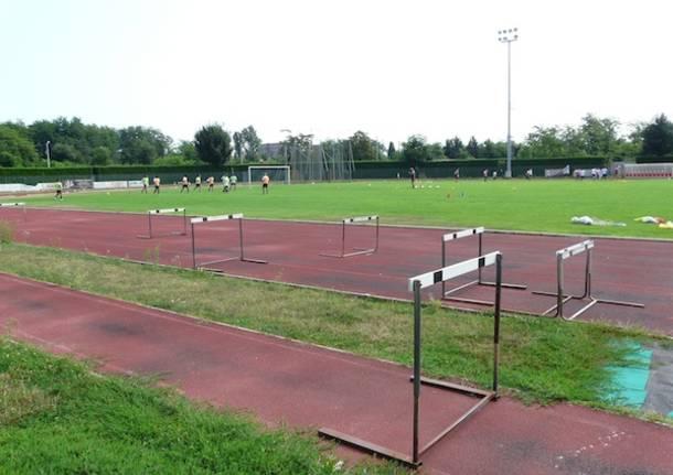 gallaratese allenamento 2012
