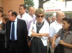 I funerali di Sergio Salvatore (inserita in galleria)