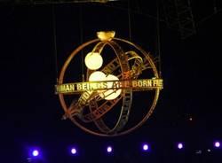 Inaugurazione dei Giochi Paralimpici (inserita in galleria)