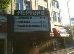 Jovanotti al Netpute Theatre  (inserita in galleria)