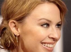 Kylie Minogue a Locarno (inserita in galleria)