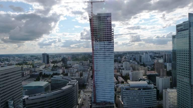 La torre di Varsavia