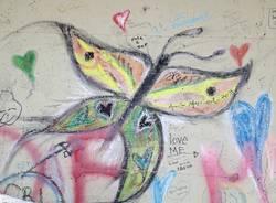"""La """"Via dell'amore"""" alle Cinque terre (inserita in galleria)"""
